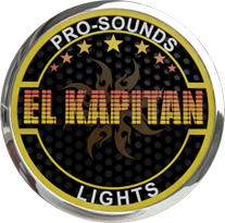 El Kapitan Pro Sounds and Lights